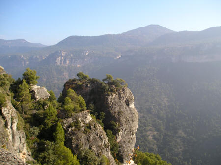 Picture of Tranquility in Siurana Catalonia Spain